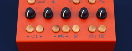 Critter & Guitari Eyesy, una pequeña caja artesanal que crea visuales que responden a tu música