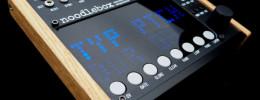 Sixty Four Pixels Noodlebox, un compacto secuenciador hardware de cuatro canales MIDI/CV