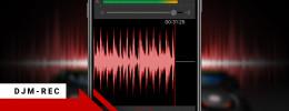 La app DJM-REC de Pioneer DJ, gratis durante 90 días