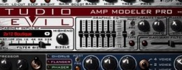 Disponible Amp Modeler Pro de Studio Devil