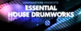 Librería Essential House Drumworks de Loopmasters