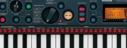 Nuevo microSAMPLER de Korg anunciado oficialmente