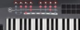 Nueva línea de teclados controladores Nocturn de Novation