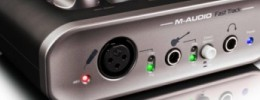 M-Audio presenta la nueva interfaz Fast Track