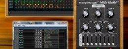 Moog lanza un editor software para MIDI MuRF