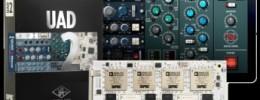 Universal Audio actualiza la línea UAD-2 Neve