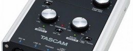 Tascam actualiza las interfaces US-122mkII y US-144mkII