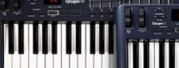 M-Audio renueva la línea de controladores Oxygen