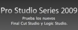Seminario gratuito Apple Pro Studio Series 2009