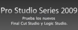Seminario gratuito Apple Pro Studio Series 2009