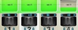 Tercera versión de FourTrack para iPhone/iPod Touch