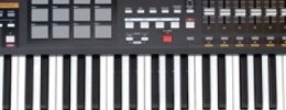 Controlador Akai MPK88 disponible
