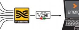 XT software presenta XT ReWire VST