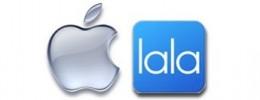 Apple compró Lala, ¿apuesta al streaming?