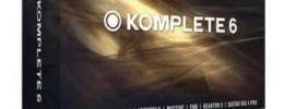 Oferta especial de actualización a Komplete 6 para usuarios de Kontakt y Reaktor