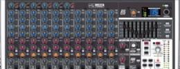 Behringer actualiza las mesas de mezcla XENYX