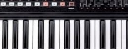 Cakewalk lanza nuevos teclados controladores