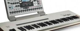 Arturia Origin Keyboard y actualización 1.1 para Origin Desktop en Marzo