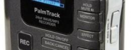 Nueva grabadora PalmTrack de Alesis