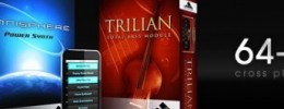 Spectrasonics actualiza Trilian y Omnisphere y anuncia Omni Live para iPhone