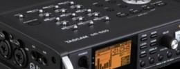 Nueva grabadora DR-680 de Tascam