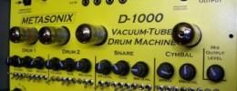 Metasonix anuncia D-1000