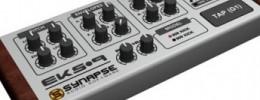 Nuevo sinte EKS-9 de Synapse Audio
