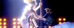 El original instrumento de Lady Gaga en los Brit Awards