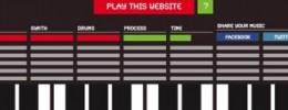 Codeorgan: música generada por páginas web