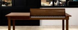 Una mesa que es a la vez un piano