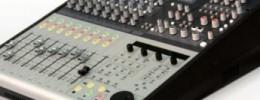 Audient ASP2802, mesa analógica con integración al DAW