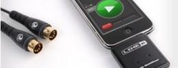 Line 6 MIDI Mobilizer, interfaz MIDI para iPhone e iPod Touch
