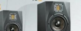 Nueva serie de monitores AX de Adam