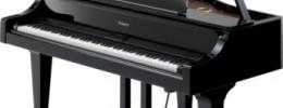 Cuatro nuevos pianos SuperNATURAL de Roland