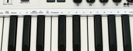 M-Audio Ozone, teclado e interfaz MIDI/Audio