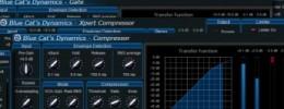 Blue Cat Audio Dynamics y Protector ahora en RTAS y con soporte para 64-Bit