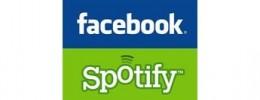Alianza entre Spotify y Facebook