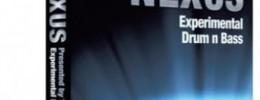 Nueva librería Nexus - Experimental Drum n Bass de Zero-G