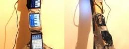 El Phone Guitar, un instrumento musical hecho con Smartphones