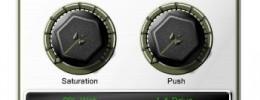 GreenEugene, efecto de saturación gratuito de Audioteknik
