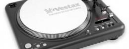 Vestax presenta el giradiscos PDX-3000mk2
