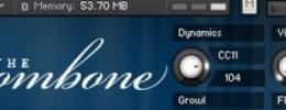 The Trombone, el nuevo instrumento de Samplemodeling