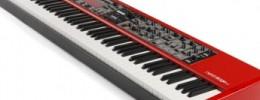 Clavia actualiza el sistema operativo de Nord Stage EX y lanza Nord Piano Library v5