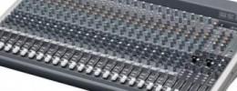 Mackie anuncia las nuevas mesas 2404-VLZ3 y 3204-VZL3