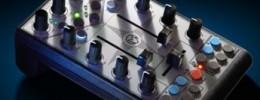Tercera generación de los minicontroladores Faderfox
