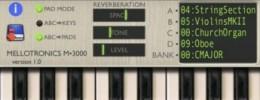 M3000, un Mellotron para iPad presentado por los creadores del instrumento original