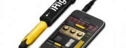 Ya está disponible AmpliTube iRig para iPhone
