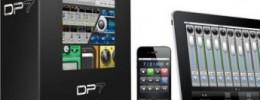 MOTU lanza una aplicación para controlar Digital Performer desde el iPad/iPhone