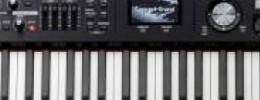 Cuatro nuevos pianos y un nuevo órgano de Roland