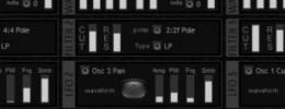 Tercera versión del sinte DSK Darkness Theory de DSK Music